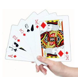 cheating playing cards